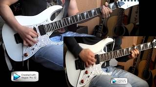 Download Scorpions No One Like You (Guitar Cover) MP3 song and Music Video