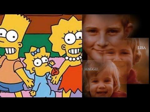 Los Simpson, la sorprendente historia real