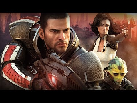 30 Minutes of Mass Effect 2 on Xbox One