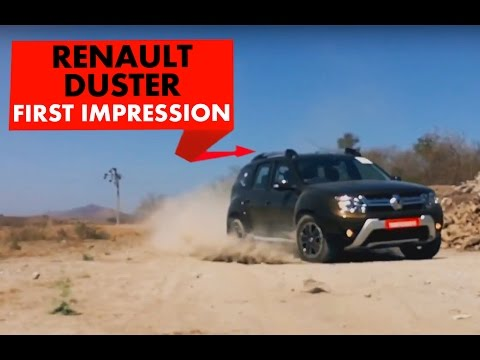 2016 Renault Duster Easy R + AWD : First Impression : PowerDrift