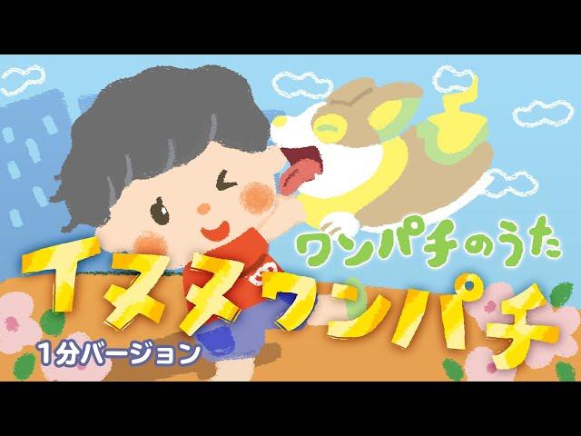 ワンパチのうた「イヌヌワンパチ」《東京ハイジ》1分バージョン