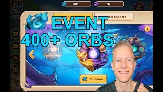 PROPHET ORB EVENT - Idle Heroes PS