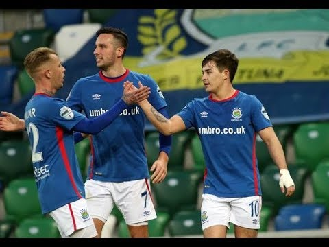 Linfield v Warrenpoint Town 12/1/19