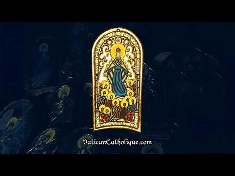 La Bible enseigne la prière et vénération aux saints - Fr. Peter Dimond, O.S.B.