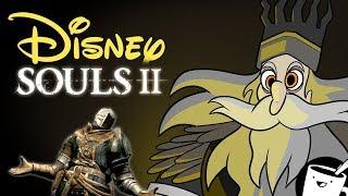 Artists Draw Dark Souls Bosses as Disney Characters (Part 2)