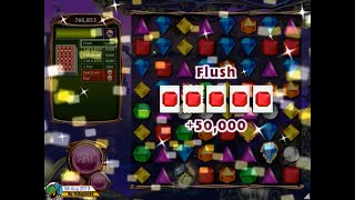 Bejeweled 3 Poker - 1,140,950 (5 Flushes)[720p]