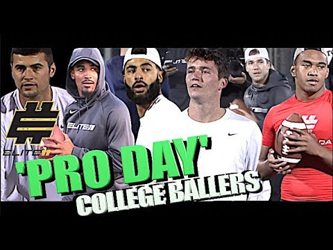 🔥🔥 Nike Elite 11 Day 2 | ' Pro Day' | College Ballers | Redondo Beach (CA) 2018