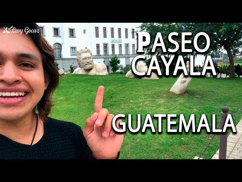 Centro Comercial Impresionante   Guatemala - Cayala