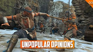 Black Prior Dummy Proof - Jorm/Tiandi Screaming - Black Heroes | For Honor Unpopular Opinions
