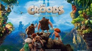 Обзор игр на планшет выпуск 2: The Croods
