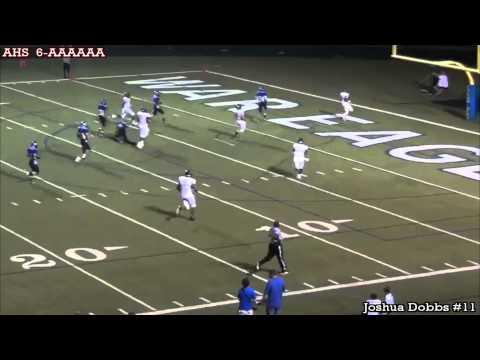 Joshua Dobbs QB 2012 Senior Highlights HD