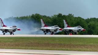 Aviators Bits: United States Air Force Thunderbirds