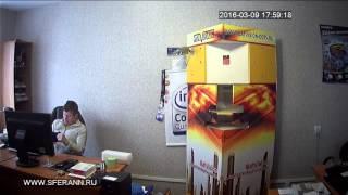 www.sferann.ru Пример работы AHD 1080P камеры видеонаблюдения IPEYE-HBM2-R