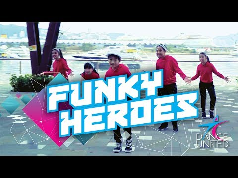 Funky Heroes (Hong Kong) l CAMEO - Knights by Nights