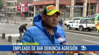 Habla empleado de bar donde le prohibieron ingreso a Nicolás Gaviria - 03 Marzo 2015
