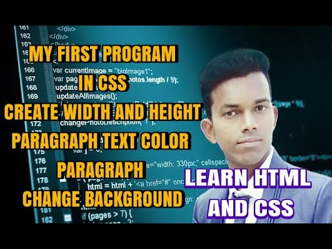 CSS, // CSS  FIRST CLASS PROGRAM IN CSS  PRACTICALLY ON NOTEPAD #WEBDESIGN #WEBDESIGNING #CSS #HTML