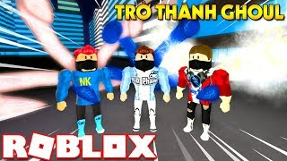 Roblox | The SAME NAMLKUN And BECAME The GHOUL VAMY EATING THIT-Ro Ghoul | Kia Breaking