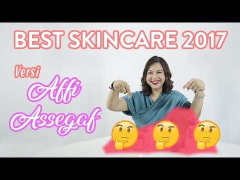 Best Skincare 2017 Versi Affi Assegaf | FD Skincare 101