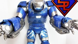 Iron Man 3 Hot Toys Mark XXXVIII Igor Movie Masterpiece 1/6 Scale Collectible Figure Review