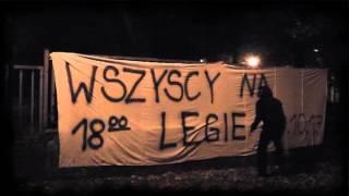 Legia Warszawa - PIAST GLIWICE.20.10.13 Akcja promocyjna ŚR