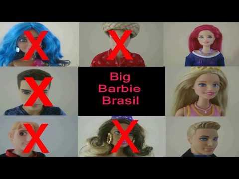Suzi convida Ken para a academia - Big Barbie Brasil - 47