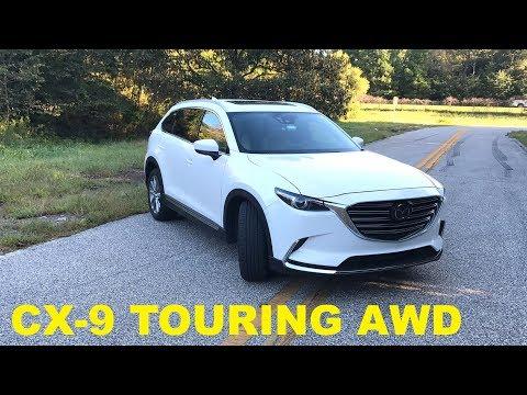 2017 Mazda CX 9 Grand Touring AWD