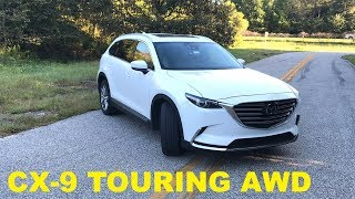homepage tile video photo for 2017 Mazda CX 9 Grand Touring AWD