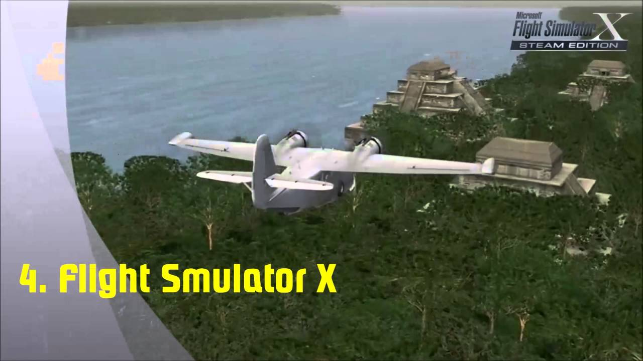 Aviasimulators civil aviation. Flight Simulators on PC 90