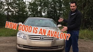 2005 Avalon XLS, Everything I Love & Hate About It(, 2017-08-15T08:04:54.000Z)