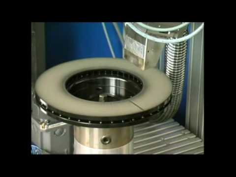 Laser Cleaning Technologies - Laser Cleaning Brake Rotors