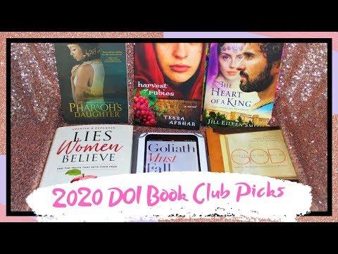 2020 Bible Studies & Book Clubs