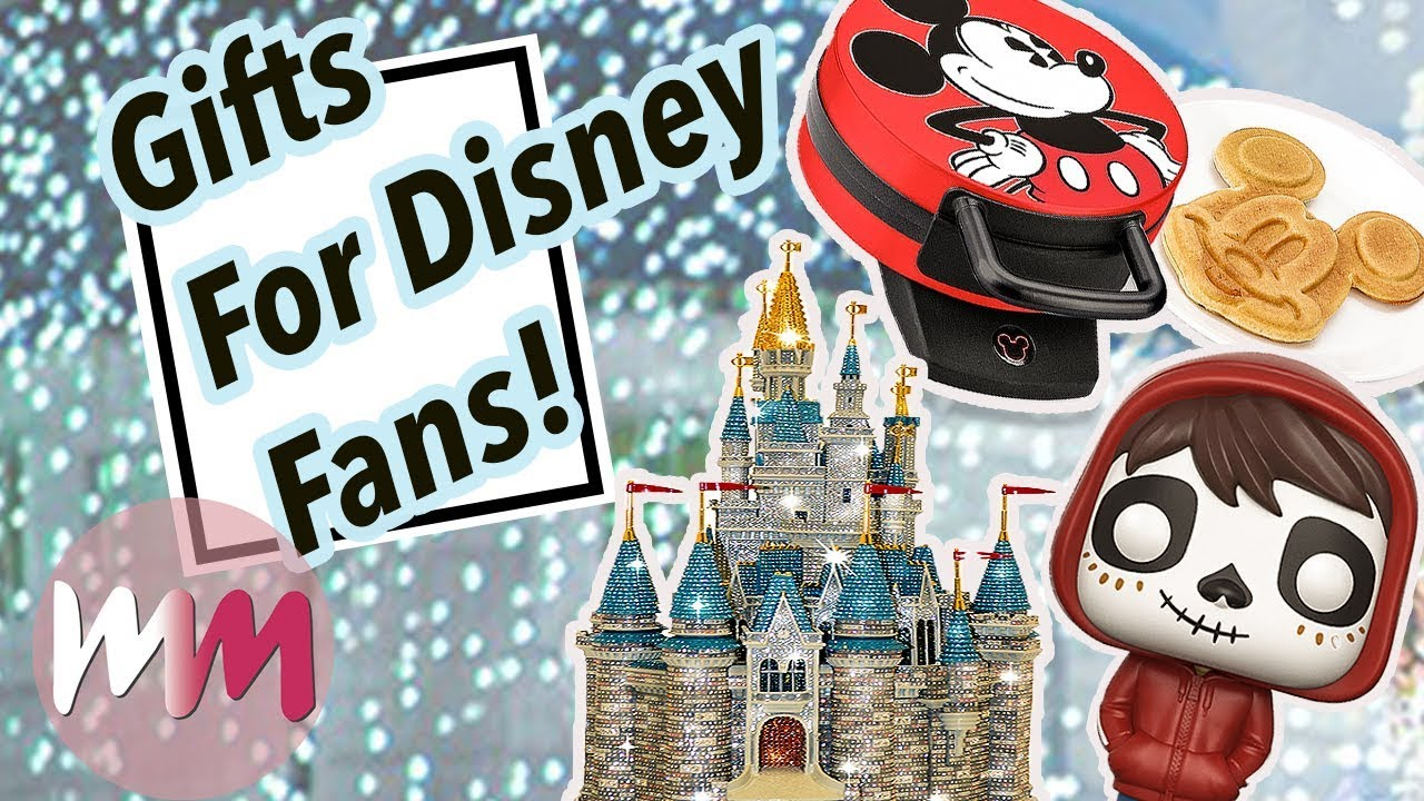 Top 10 Awesome Gifts For Disney Fans Youtube