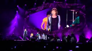 The Rolling Stones - Angie Live In Israel 4.6.2014 HQ