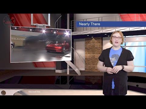 Tesla Prep For Model 3, Lucid Air PR, Self-Driving Bolt EV - T.E.N. Future Car News 2/10/17