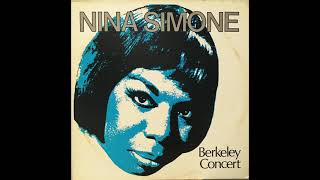 NINA SIMONE - Berkeley Concert LP 1972 Full Album