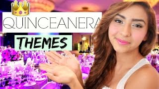 Quinceañera Themes: Tips, Ideas, & Advice!