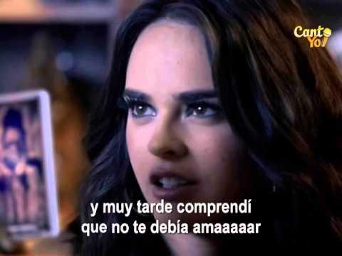 Maná - Hasta que te conocí (Karaoke) | Cantoyo