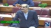 Khawaja Saad Rafique Aggressive Speech in Parliament Joint Session On Kashmir