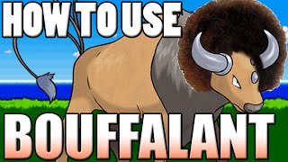 Pokémon How To Use: Bouffalant! Bouffalant Moveset Pokemon Omega Ruby & Alpha Sapphire / XY