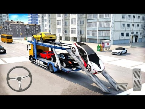 Car Truck Transporter Simulator – Multi Cars Transport – Android Gameplay FHD