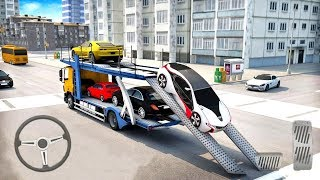 Car Truck Transporter Simulator - Multi Cars Transport - Android Gameplay FHD