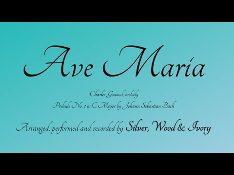 """Video: """"Ave Maria"""" by Gounod/JS Bach. Sample (with photography) from SWI Classical Collection album."""