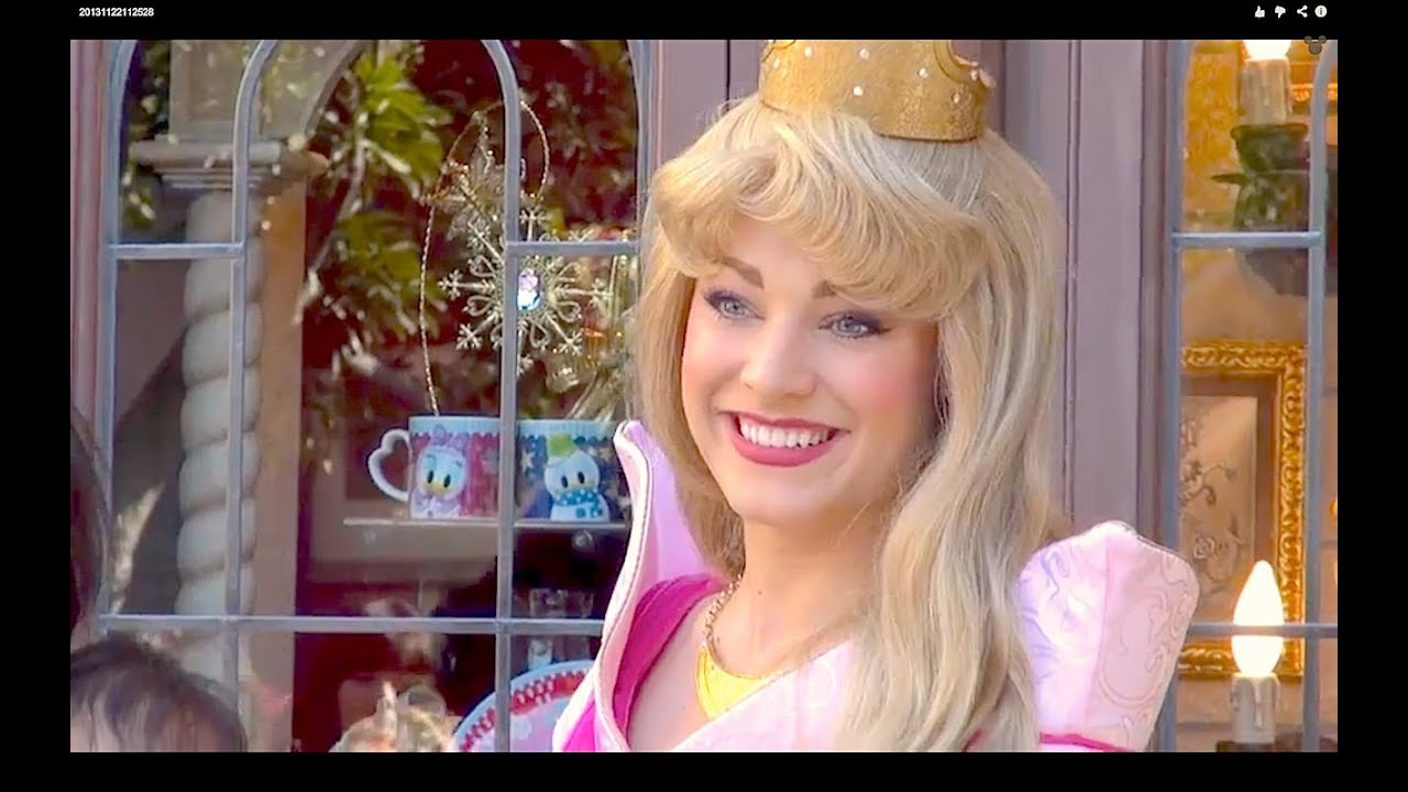 how to look like princess aurora