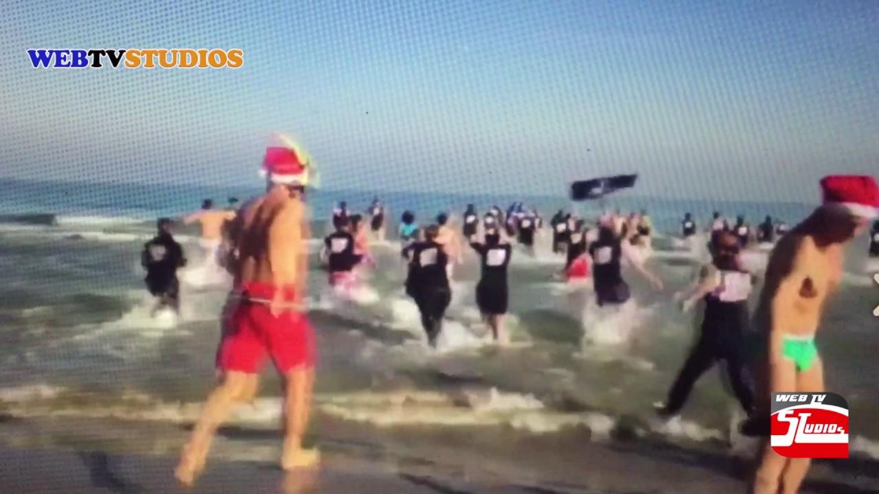 Riccione capodanno 100 in acqua youtube - Bagno 100 riccione ...