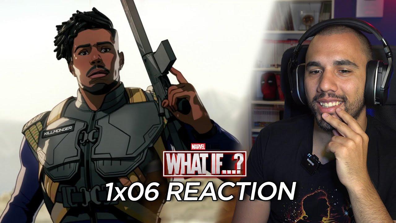 What If...? 1x06  REACTION - La peggiore ma...