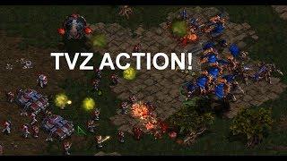 Light (T) v JulyZerg (Z) on Fighting Spirit - SC - Brood War REMASTERED -
