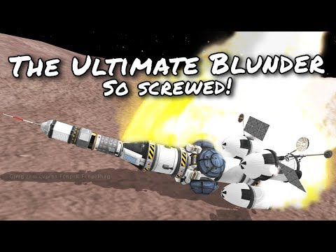 KSP Galileo's Planet Pack - Ep 9 - Ceti Ultimate Blunder with Burberry