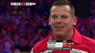 Best Checkouts at the 2017 World Cup of Darts