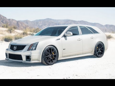 630 Whp Cadillac Cts V Wagon One Take Youtube