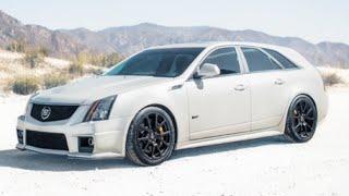 Cadillac CTS-V Wagon 2012 Videos